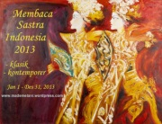 Membaca Sastra Indonesia 2013 Challenge