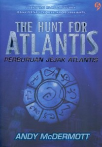 The Hunt for Atlantis - Andi McDermott