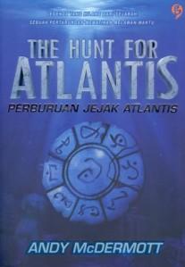 The Hunt for Atlantis - Andi McDermott