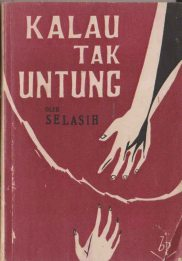 Kalau Tak Untung - Selasih (1933)